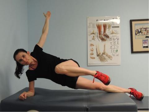 一组核心腹部训练,6个动作,帮你燃脂瘦身,缩小腰围练出马甲线