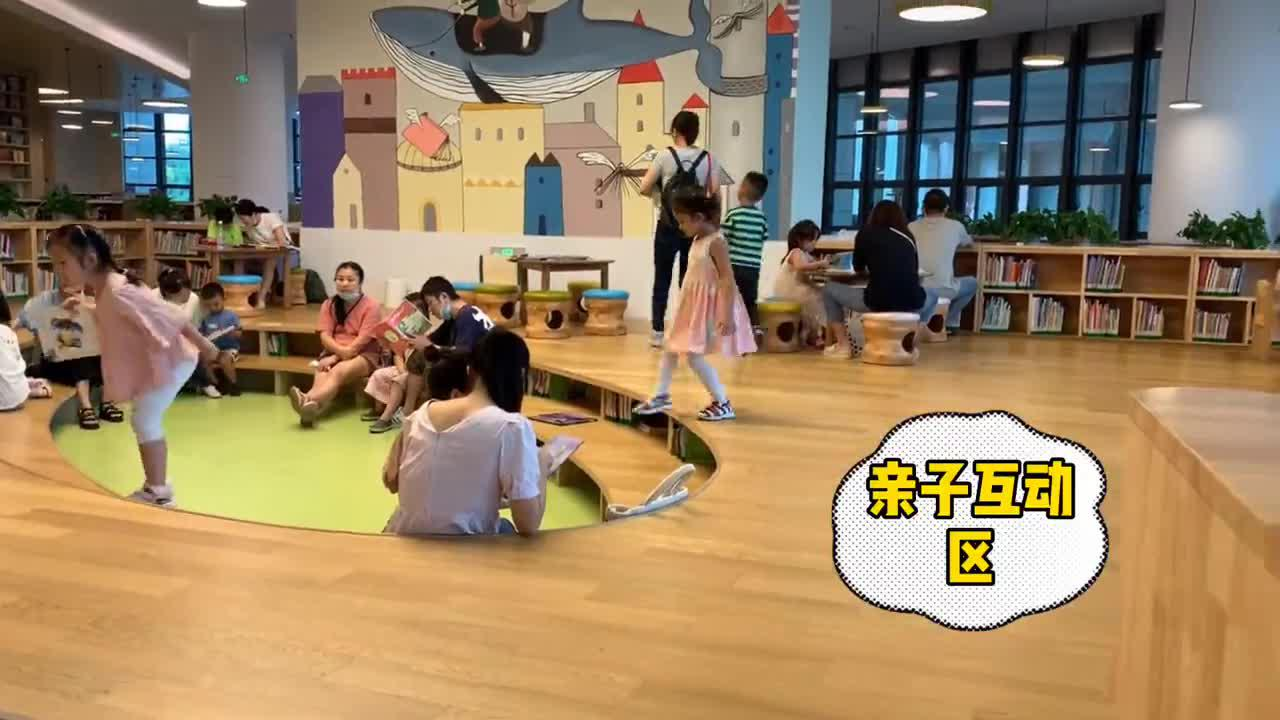 【橙视频】9月27日正式开放!记者实地探访江西省图书馆新馆