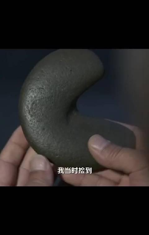 这位奇石收藏家原本是想上《走近科学》