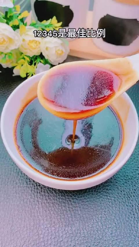 学会这个糖醋汁,做啥糖醋菜系都好吃,酸酸甜甜,适合大众口味