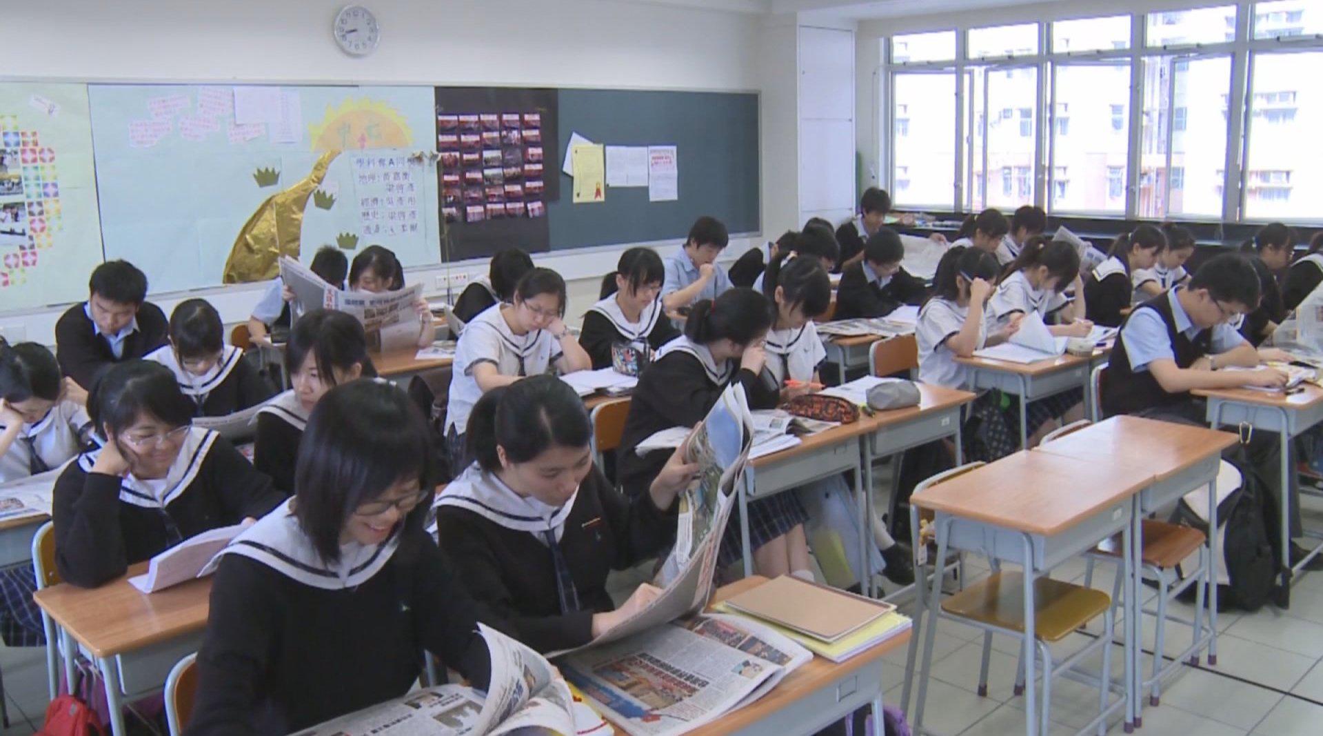 香港教育将迎来重大改革:正制订国安法课程大纲及教材