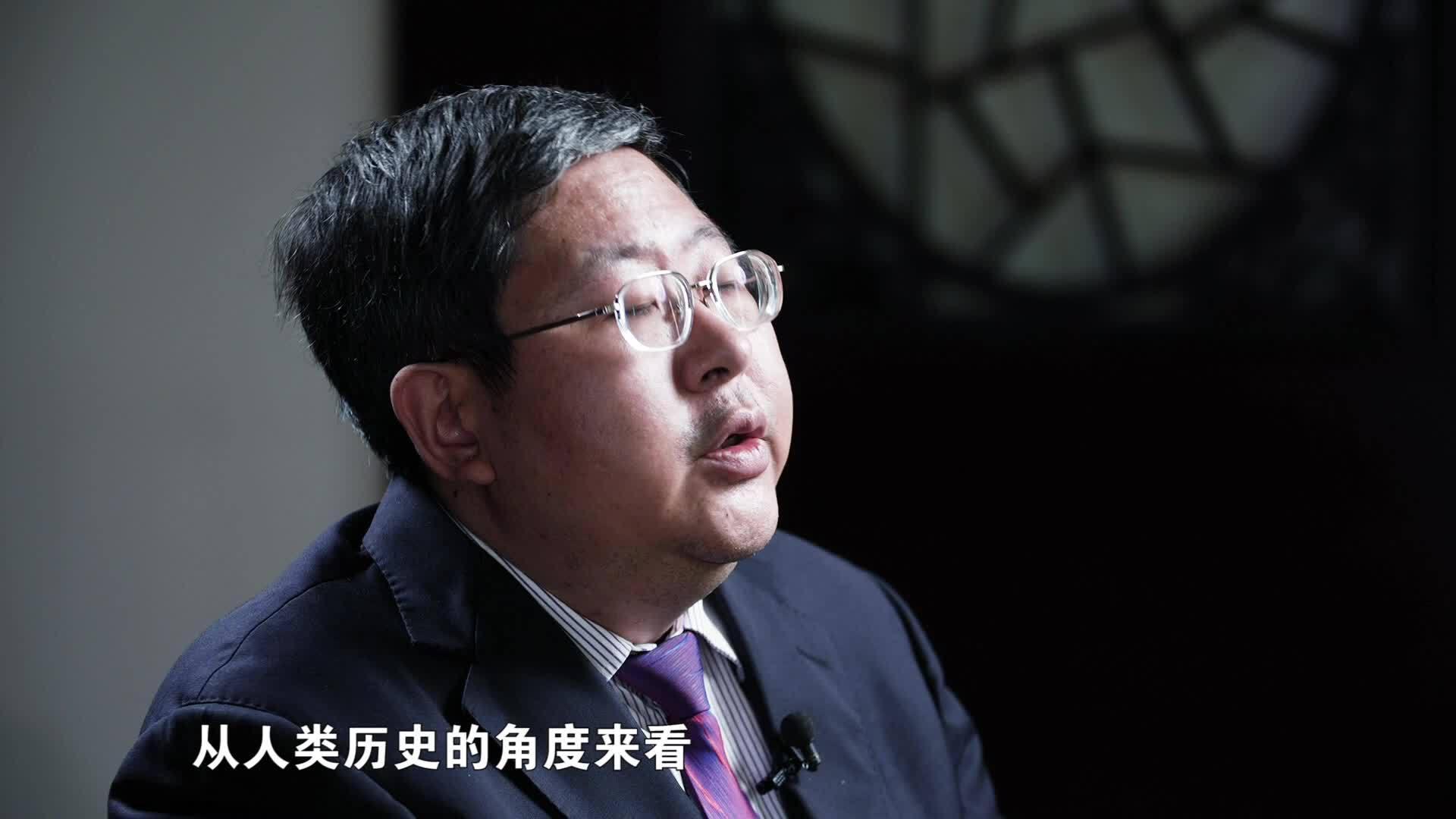 """贾晋京:上一代""""90后""""开创新中国……"""