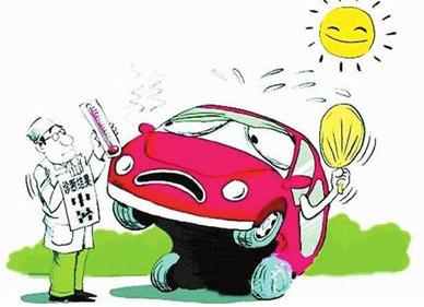 夏天练车防暑的方法有哪些