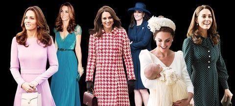 秋天怎么穿?凯特王妃12套初秋装扮,教你优雅过秋天!