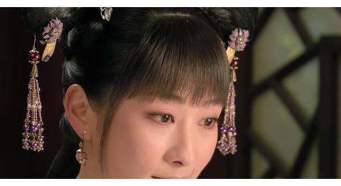"""甄嬛传20集,为什么安陵容要问甄嬛:""""皇上也没来看姐姐吗?""""?"""
