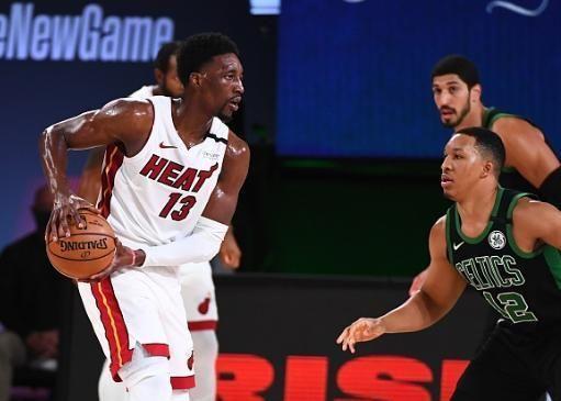 在今天刚刚结束的一场NBA季后赛中,凯尔特人再次输给了热火队