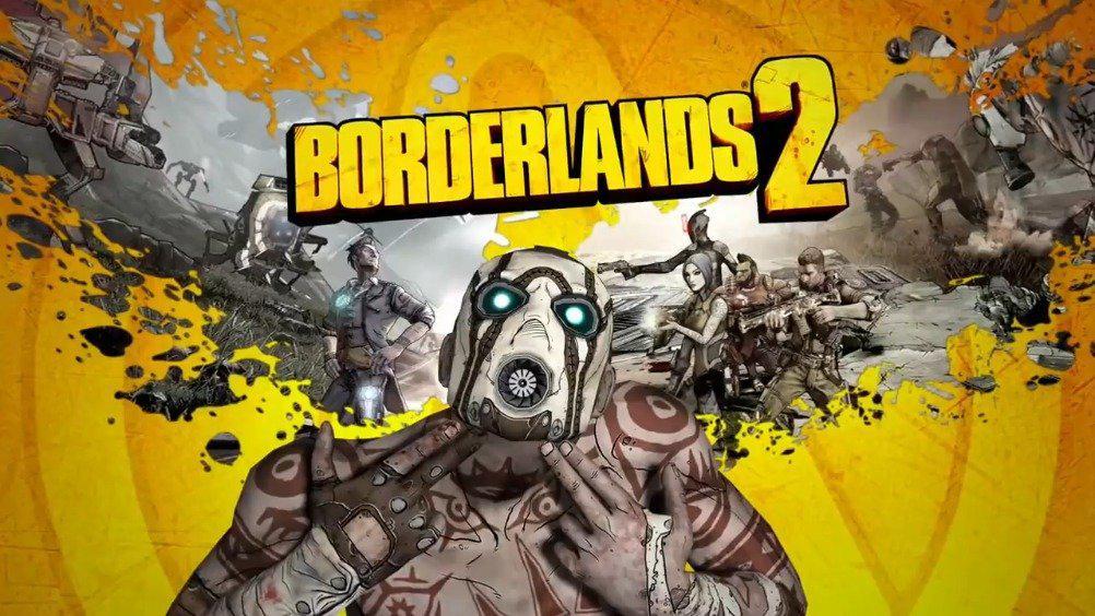 8年前的今天,PS3/Xbox360版 无主之地2 发售!