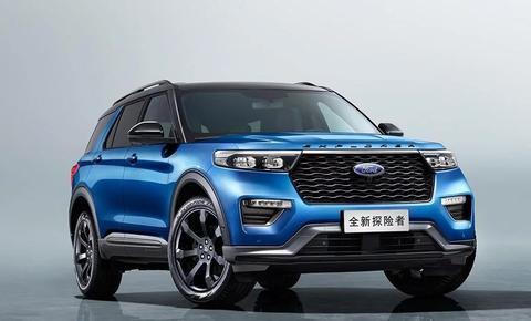 8月豪华SUV销量排行:BBA稳坐前三,探险者杀入前十