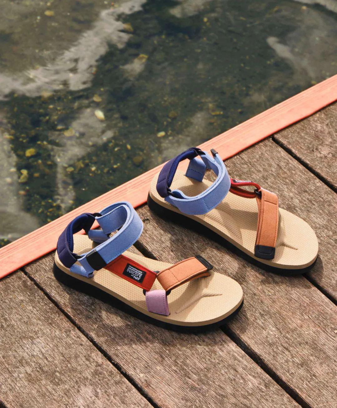 SUICOKE 与丹麦生活家居品牌 HAY 联手推出 DEPA 联乘鞋款……