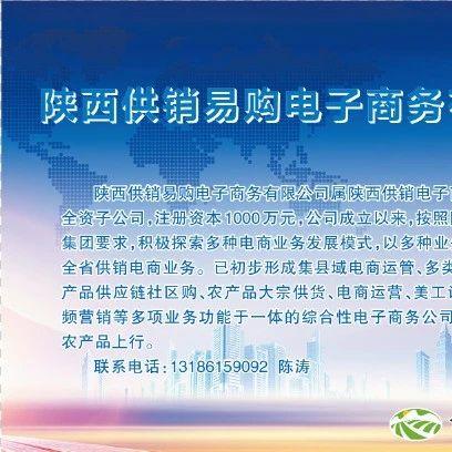 公益广告 |  陕西供销易购电子商务有限公司