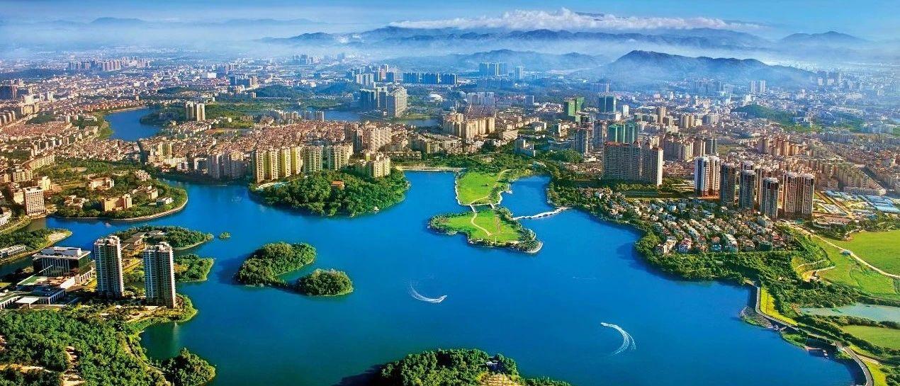 快来看,一幅扑克带您领略阳江森林城市风光!