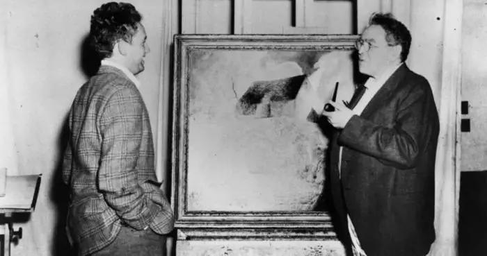 美国艺术之家~怀斯家族的祖孙三代绘画名家作品欣赏