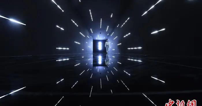 《三体·时空沉浸展》重庆开展 将想象力化为全感官融合体验