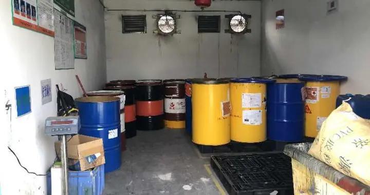 打好污染防治攻坚战!番禺区新造镇开展危险废物环境安全专项检查