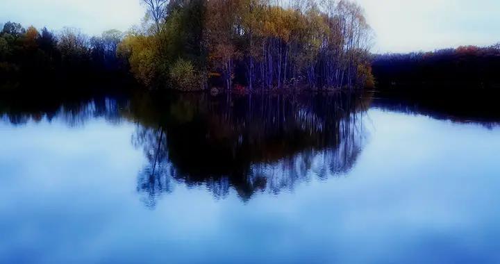 """""""绿岛""""小夜曲——内蒙古大兴安岭图里河国家湿地公园"""