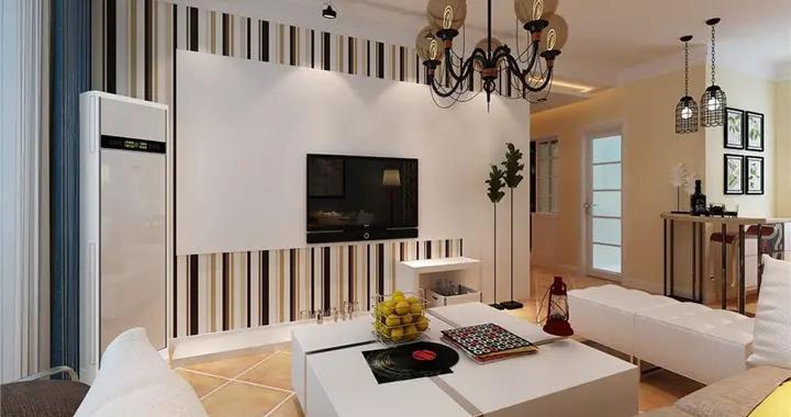 116平米三居室仅12万,太超值了!现代风格老婆最爱