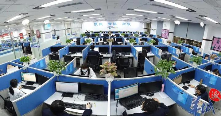 一号受理 、一次解答!广州12345推出企业服务专属客服