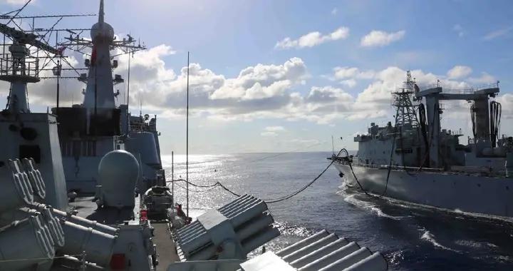 印军舰在印度洋追踪中国研究船,为何印度人把印度洋当自己家了?