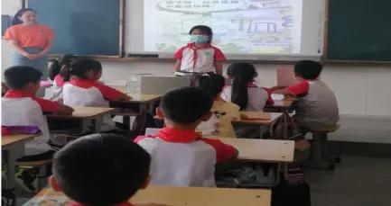 魏河小学:师生共创文明校园 促进良好习惯养成
