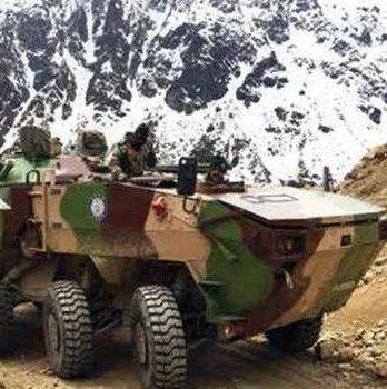 【原创】印媒:印度借边境局势紧张之际 在拉达克测试新武器