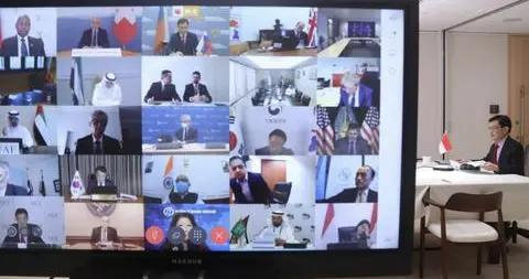 新加坡副总理:各国应制定标准 分享新冠检测结果