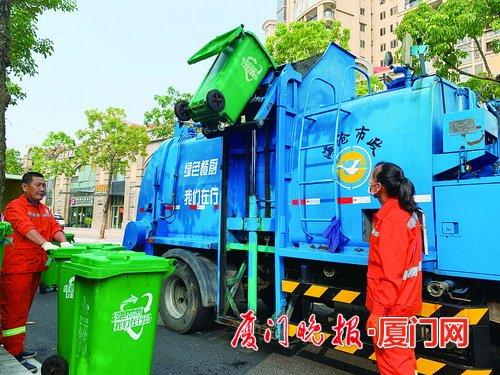 厦门海沧餐厨垃圾收运车将全部装监控