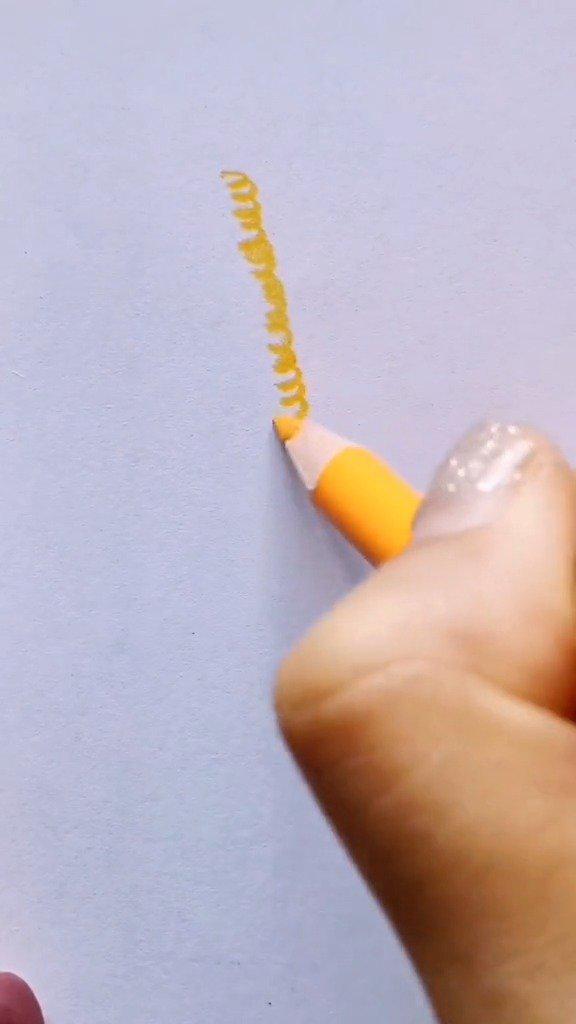 还在用网格线画玉米吗?来跟我学一招,就这样随便画