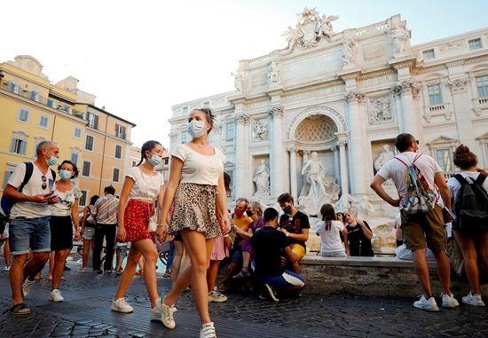 意大利日增确诊逼近两千 普拉托华社3天新增20例