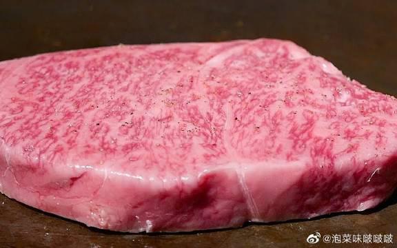 世界最贵的日本A5顶级和牛,铁板烧神户牛排,师傅真的非常用心!