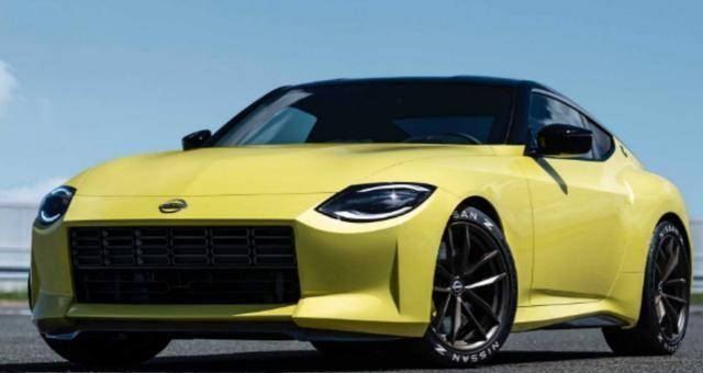 日产发布Z系列原型车,造型复古还拉风,丰田Supra要慌了?