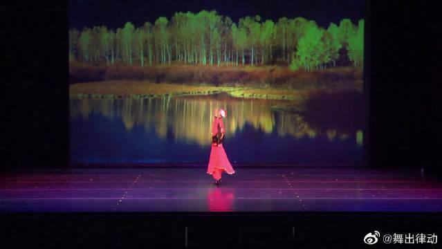 新疆维吾尔族舞蹈《天山少女》民族舞独舞视频……