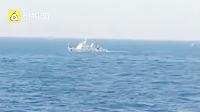 愿平安!大连一渔船被撞沉10人失踪,搜救任务仍在进行中