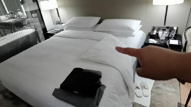 1600+/宿 长沙尼依格罗酒店 除了一个小细节 都很满意