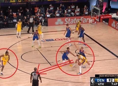 仅剩3.5秒依旧优雅,隆多既不投篮也不传球,4秒后众人直呼神奇!