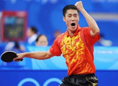 他贵为世乒赛三冠王,但9次世界杯却0冠2次奥运单打止步半决赛
