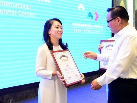 """一等奖项目获奖代表李雅庆:做IT运维行业的""""滴滴"""""""