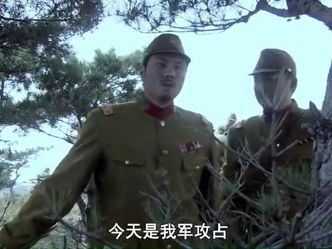 抗日战争片:八路誓死保卫阵地,与日军做最后一战