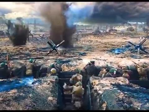 战争的残酷从不会出现在书本里