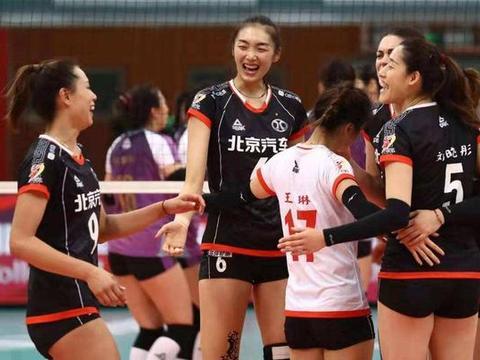 北京女排全国锦标赛名单,曾春蕾刘晓彤休战,首战福建成生死战