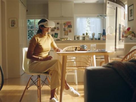 """嘉合优品说设计:""""无限办公室""""是一个虚拟现实工作环境"""