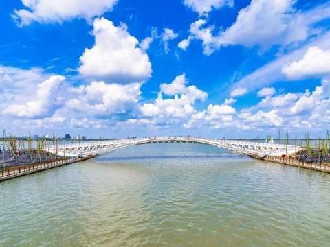 「探索」滴水湖环湖景观带7座桥征名揭晓啦→