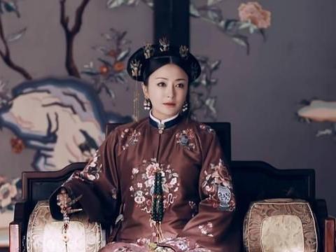 《延禧攻略》里的纯妃,倒追丈夫五年,曾饰演母子俩人因戏生情!