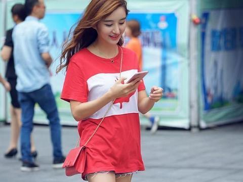 秋季最时髦的T恤搭配法!1件T恤多种搭配,百变省钱才是王道呀!
