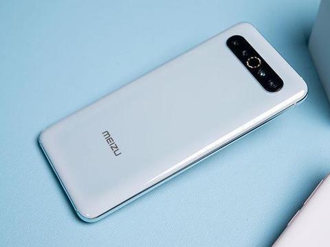 继魅族17后,又一款白色前面板的国产5G手机来了
