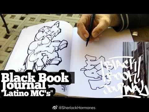 街舞圈传奇男神Mr.Wiggles历史讲堂:黑皮书系列《Black Book Journal》