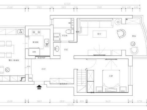 为露台,他买下带阁楼顶层,装修完特别满意,有阳光餐厅还有花园