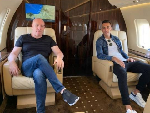 扎哈维将接受埃因霍温体检 双方签订1+1合同年薪200万欧