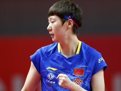 是刘诗雯胜出,还是王曼昱赶上来?世界杯战绩将影响国乒奥运名额