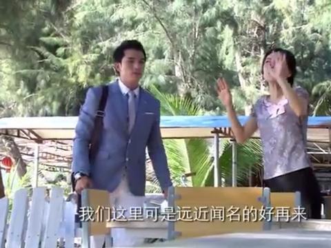 """刘小贝翻楼梯""""越狱"""",脚下一滑砸中霸道总裁,亮点来了"""