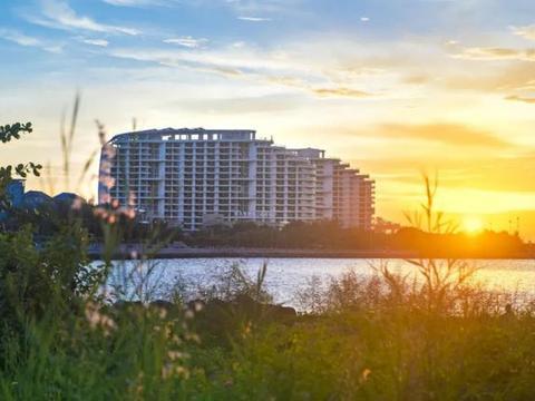 海口湾恒大逸阁度假公寓:秋冬旅行,给您一段难忘的休闲度假时光